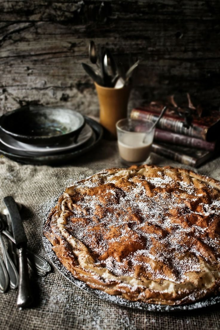 "PORTUGAL - Pratos & Travessas - shared this image and recipe in the post: ""Tarte de creme de coco e lima 