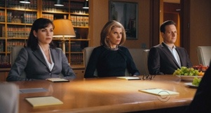 The Goodwife - Simply the BEST show on television!   Miss you, Will !!!!