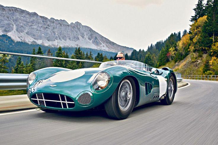 Aston Martin DBR1 review