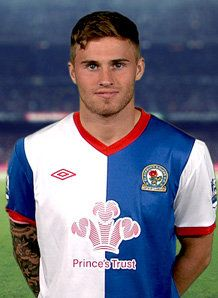 Blackburn Rovers David Goodwillie joins Blackpool on loan