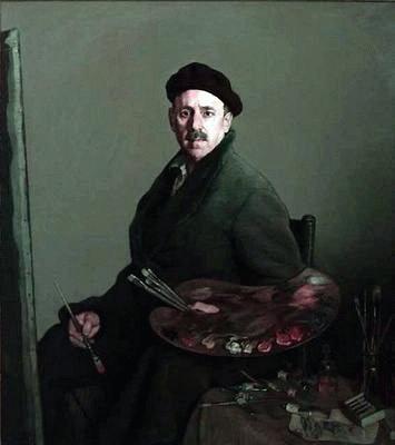 Basque Painter Ignacio Zuloaga (1870-1945) ~ Blog of an Art Admirer