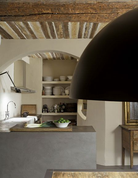 muudmag | Deco | Pinterest | Spa, Kitchens and Rustic modern