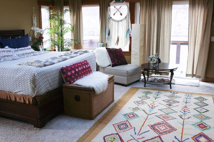 Interior design my bedroom featuring rugs usa 39 s berber for Redesign bedroom