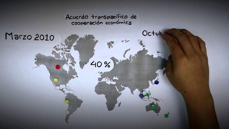 ¿Qué es el Acuerdo Transpacífico de Cooperación Económica?