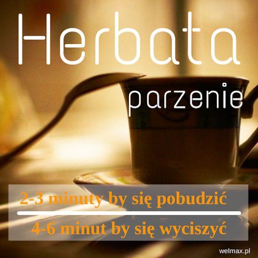 Jak parzyć herbatę? #poradnik