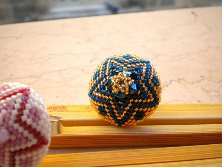 Tutorial Anello Super Star I Parte/Beadwork