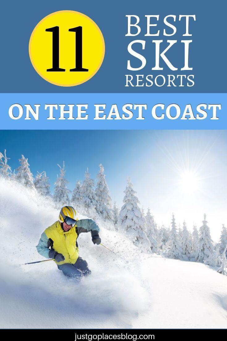 guide to the best east coast ski resorts | ski & snowboard resorts