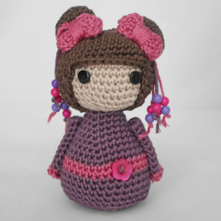 Amigurumi Free Patterns Geisha : 9076 best images about amigurumi on Pinterest Amigurumi ...