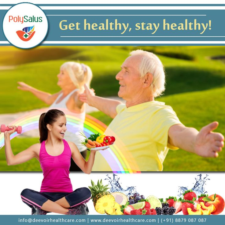 Your #wellness #care is just a click away! #Polysalus #dEEVOiR #HealthCare