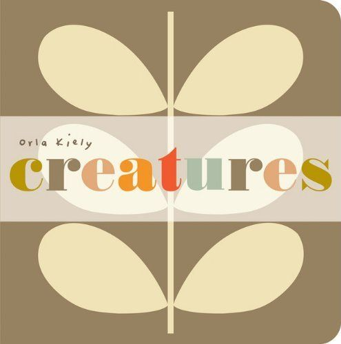 Creatures (Orla Kiely) book