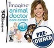 Imagine: Animal Doctor Care Center — PRE-Owned - Nintendo DS, 008888165590