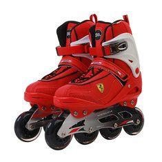 #Banggood Катание на роликах обувь для взрослых Ценывключают роликовых коньков подкладка бархата пу колеса FK25 феррари (1108382) #SuperDeals