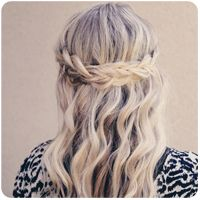 This lady is AMAZING.  Lots of hairstyles, tutes, and ideas for longer hair!