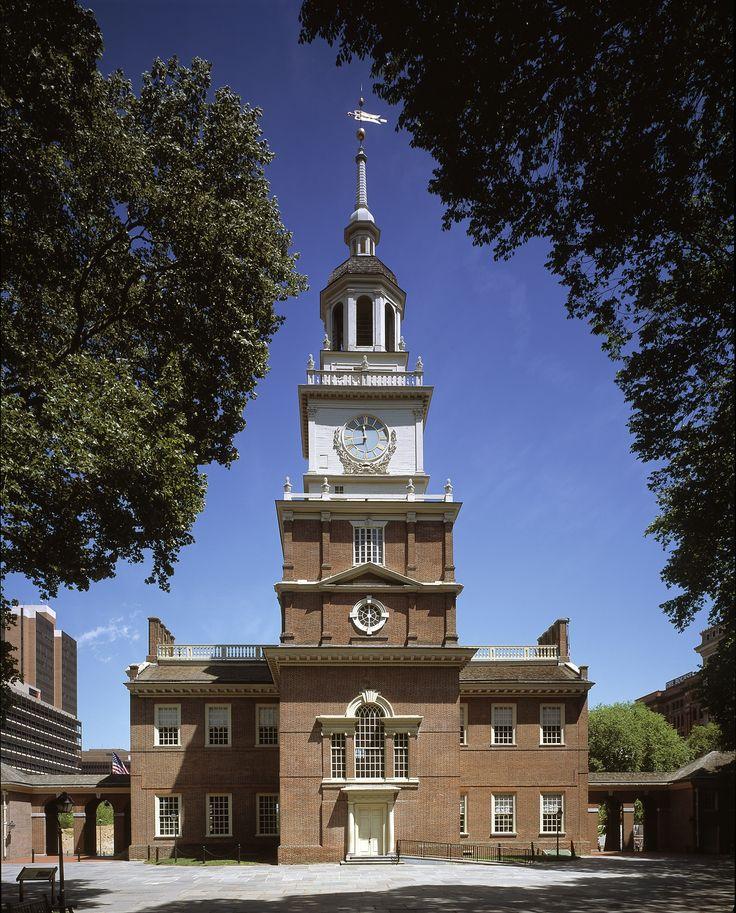 Hall of independence USA ~ Unesco World Heritage