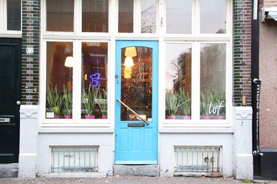 Haarlemmerstraat & Dijk Leuke straat - leuke winkels