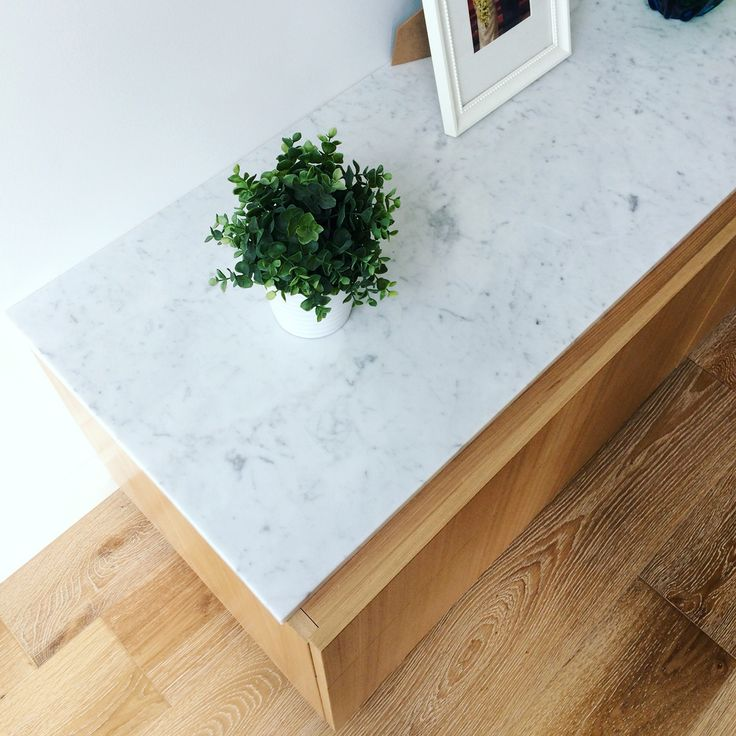 Stunning marble top