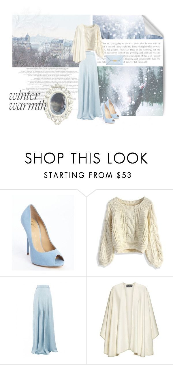 """[022] ""Winter is not a season, it's an occupation."" ― Sinclair Lewis"" by dr-amat ❤ liked on Polyvore featuring Giuseppe Zanotti, Chicwish, Matthew Williamson, Harrods and STELLA McCARTNEY"