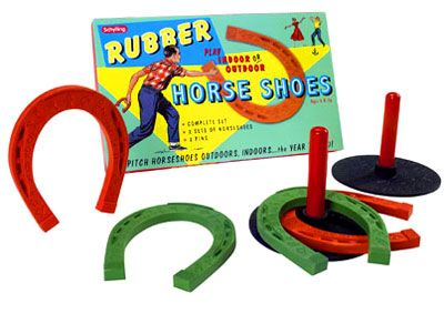 Horse Shoes Game for a My Little Pony Party