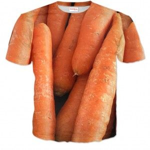MARCHEWKI Koszulka Tshirt Full Print