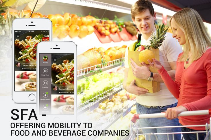 #SFA: Offering Mobility to #Food and #Beverage Companies