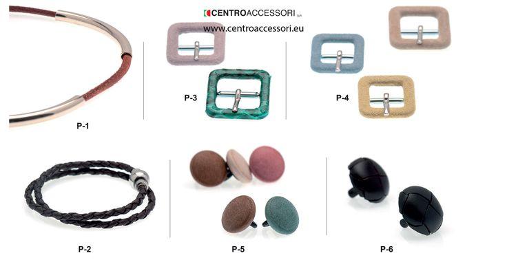 Articoli in cuoio e pelle, esempi. Leather articles, examples. #CentroAccessori