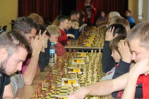 Turniej Szachowy z okazji rocznicy Konstytucji 3 maja, Żarów, 03.05.2015