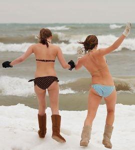 Brave enough to take a polar plunge?