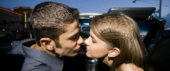 The Science Behind a First Kiss | MARRIAGE IDEAS | Pinterest: pinterest.com/pin/79376012153296193