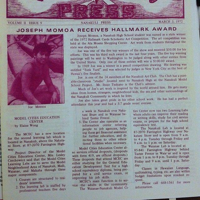 Joseph Momoa, 1972 @prideofgypsies