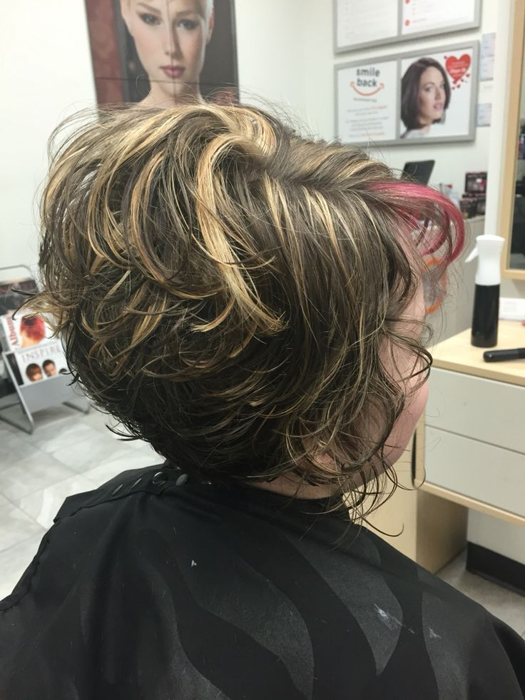 Curly Stacked Bob Hair Inspiration Pinterest Curly
