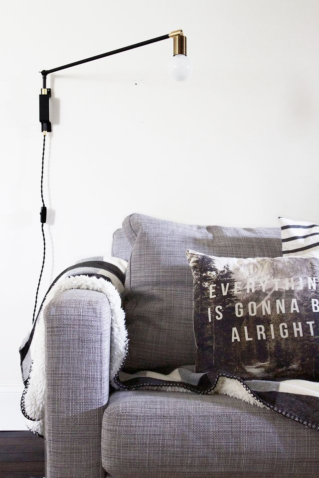 Make It : Swing Arm Lamp
