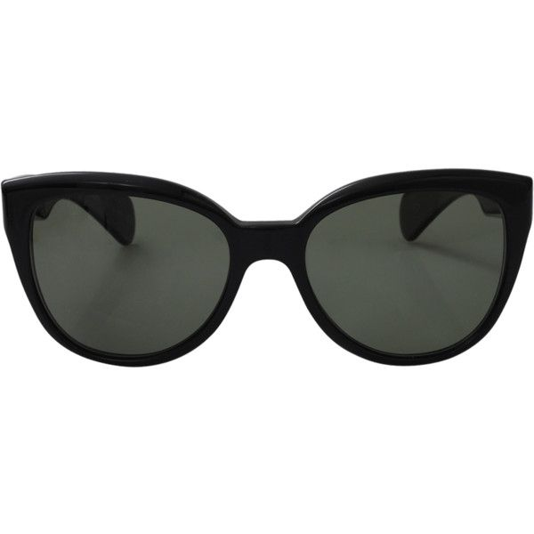 Oliver Peoples Abrie 58 Sunglasses ($365) found on ...