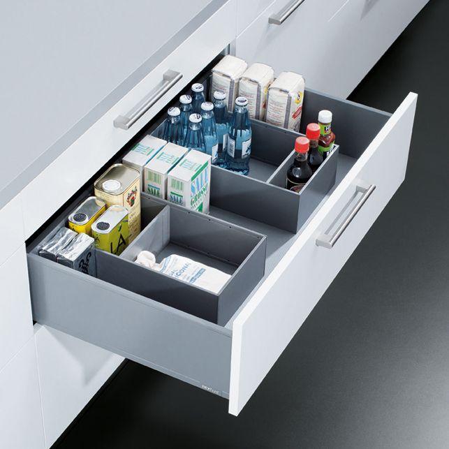 #organisation kitchen by next125