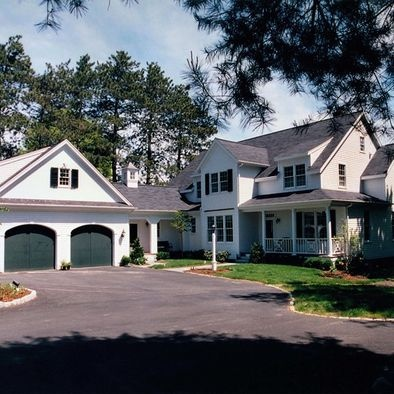 43 best breezeways images on pinterest garage ideas for House plans with breezeway between house and garage
