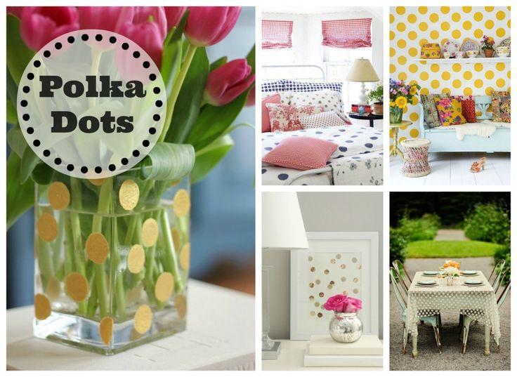 TRENDING: Polka Dots: Polkadot Madness, Blog Host, Trends Polka Dots