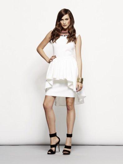 DIMITRI SS14 - onlineshop piquet shift dress