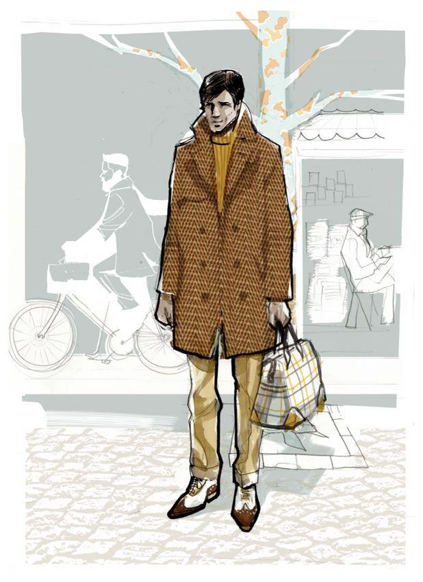 Folio illustration agency, London, UK | Alex Green - Editorial ∙ Publishing ∙ Collage ∙ Digital - Illustrator