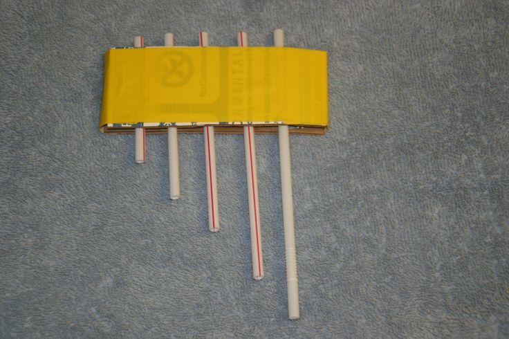 Fun with Music: Woodwind Instruments Craft