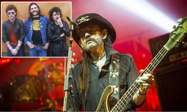 BREAKING NEWS: Motorhead rocker Lemmy Kilmister dies aged 70 - TWO DAYS after learning he had cancer - learnt he had the disease on Boxing Day, two days after his 70th birthday. (28 December 2015)