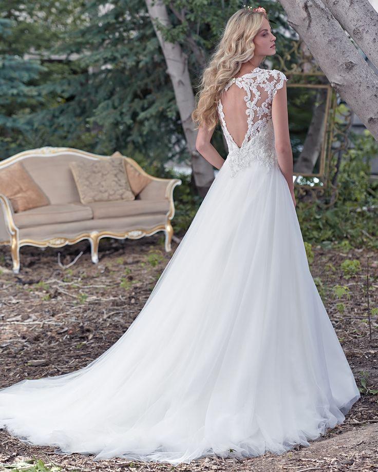 Eccezionale Oltre 25 fantastiche idee su Abiti da sposa country su Pinterest  ZC69