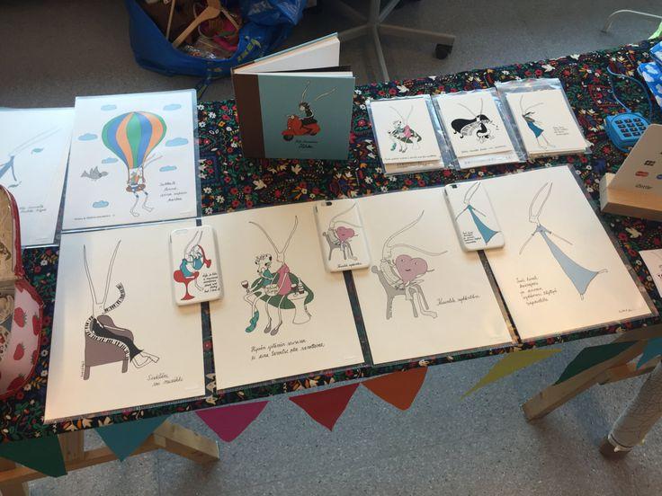 Hihka printti - erilaisia by Hihkashop on Etsy