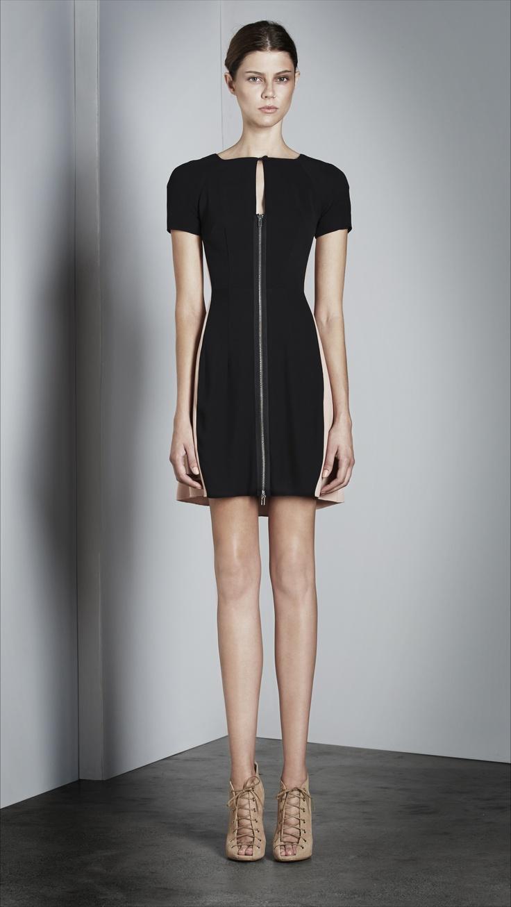 Dress: Steffi
