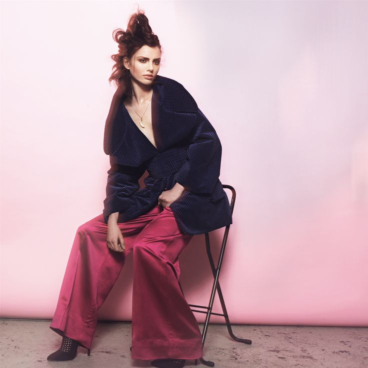 Hair & Concept: Francis Schroembges Assistant hair: Dennis Lamers Photography: Michel Zoeter Make-up: Lydia Thann Styling: Jeroen Kamphorst Products: L'oreal Professionnel