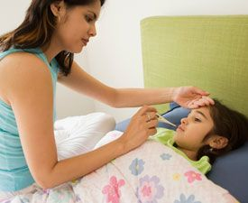 Kids fevers: when to worry, when to relax