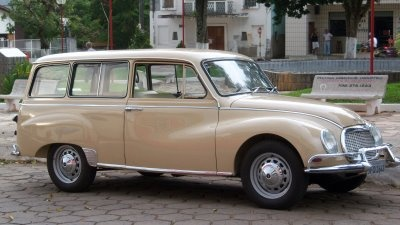 DKW Vemaguet 1964: Vemaguet Dkw, Dkw Vemaguet, Vemaguet 1964, Old Cars