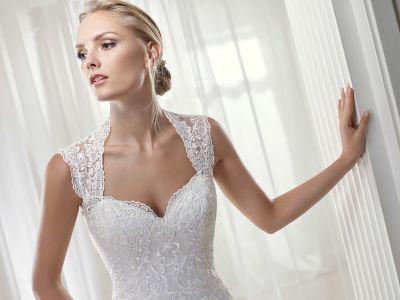 Brautmode von Divina Sposa 2017: Feminine Schnitte & glamouröse Details