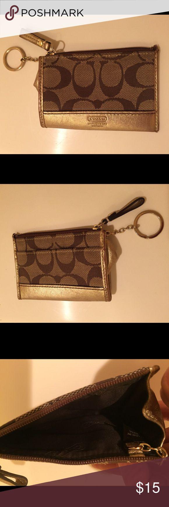 Coach Coin Purse Coach Coin Purse.Used in good condition. Coach Bags Mini Bags