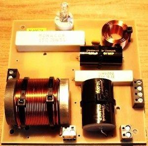 Zwrotnica głośnikowa dwudrożna 2-way typ M-400/2A
