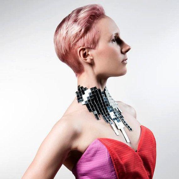 SIBELIUS necklace by Miia Magia Design by MiiaMagiaDesign on Etsy, €120.00