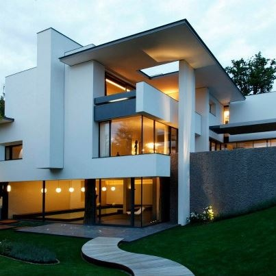 78 best villas luxury houses images on pinterest for Moderne villen deutschland